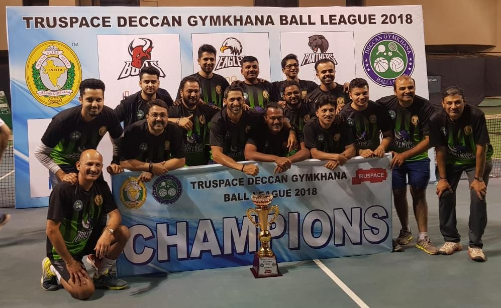 Deccan Gymkhana Ball League 2018