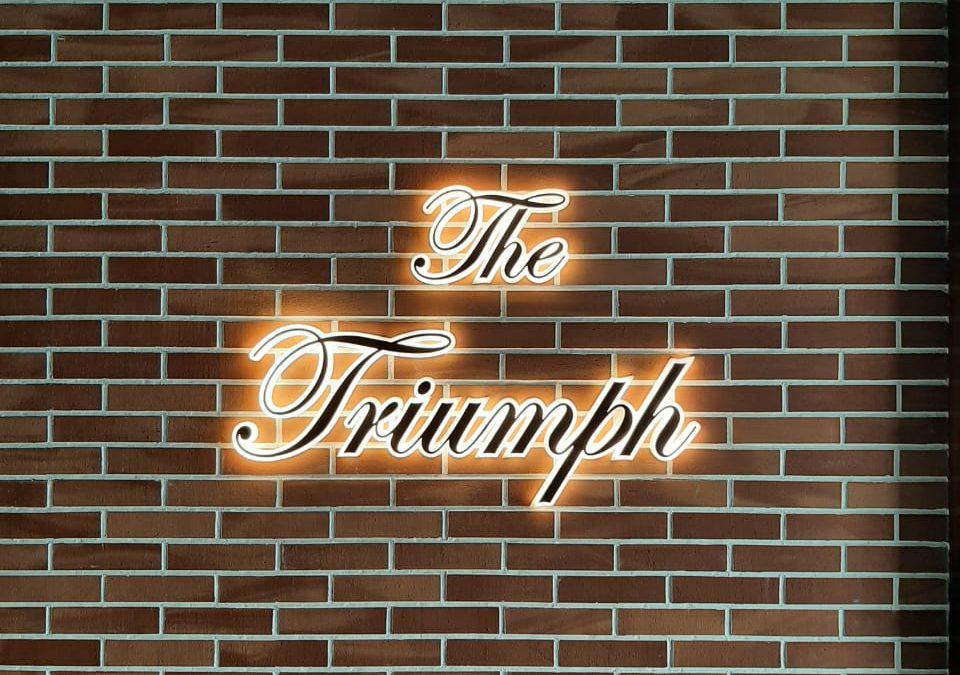 THE TRIUMPH – RESTAURANT & BAR